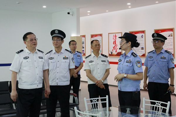 """广东六所监狱顺利通过司法部""""智慧监狱示范单位""""审核验收"""