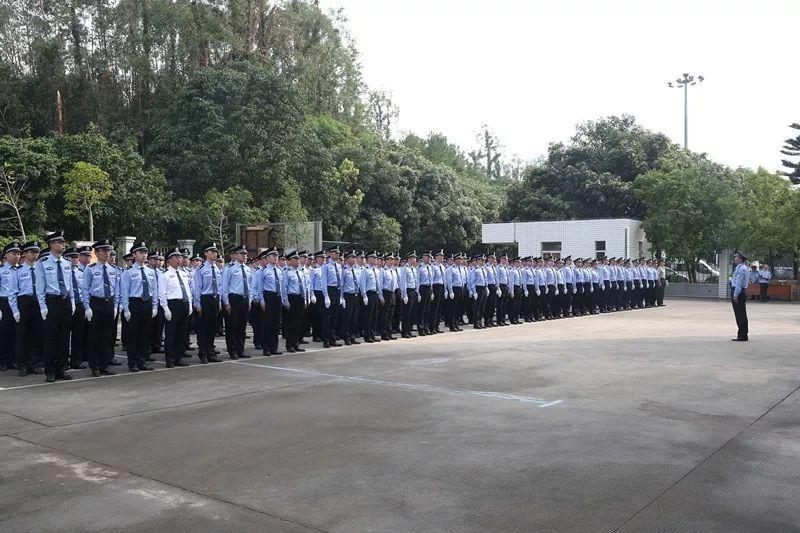深圳监狱举办警体技能大比武活动         打造过硬警队